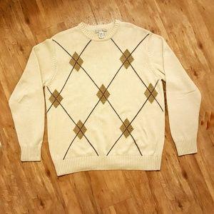 Geoffrey Bean Men's Sweater - Large